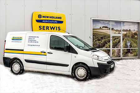 Serwis NEW HOLLAND