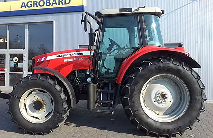 traktory używane 2