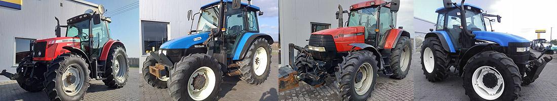 traktory używane 3